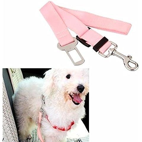 Ewin24 Cintura regolabile guinzaglio del cane auto