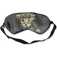 Cute Cats Lovely Kittens Sleep Eyes Masks - Comfortable Sleeping Mask Eye Cover For Travelling Night Noon Nap... preisvergleich bei billige-tabletten.eu
