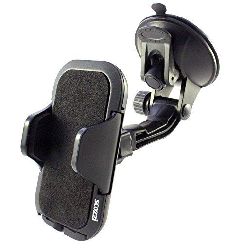 KFZ Halter für [Samsung Galaxy S10 S9 S8 S7 S6 S5 S4 S3 S2 S A9 A8 A7 A6 A5 A3 J8 J7 J6 J5 J4 J3 J2 J1 Note 9 8 7 6 5 4 3 2 Grand Xcover 4 3 2 | Plus Edge Mini Prime Pro + mehr] Auto Halterung