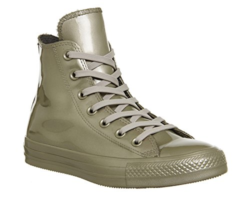 Converse All Star Hi, Sneaker Donna Oro