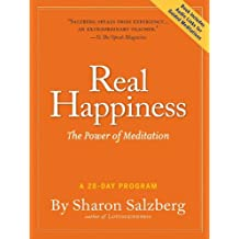 Real Happiness: The Power of Meditation (English Edition)