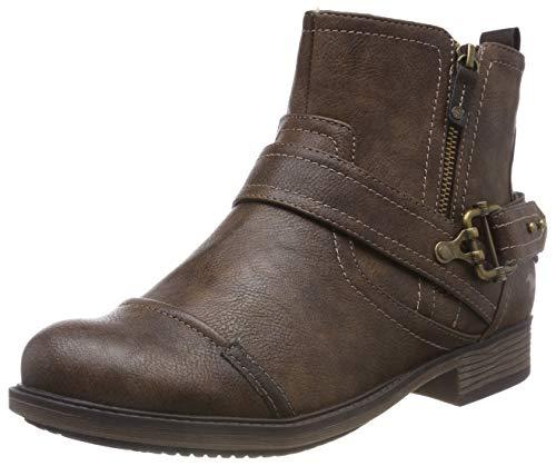 Mustang Herren Booty Klassische Stiefel, Braun (Mittelbraun 360), 44 EU