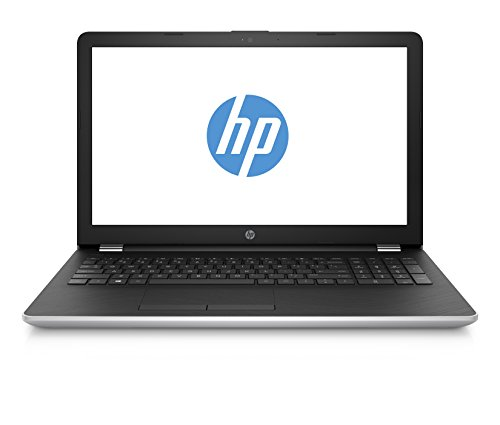 HP 15-bs110ng (15,6 Zoll / Full HD) Laptop (Intel Core i5-8250U , 512 GB SSD, 8 GB RAM, Intel HD Graphics, DVD-RW, Windows 10 Home) schwarz/silber