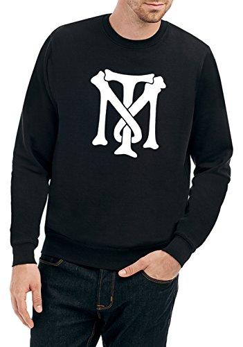Wiz Nase - Toni Montana Sweater Black Certified