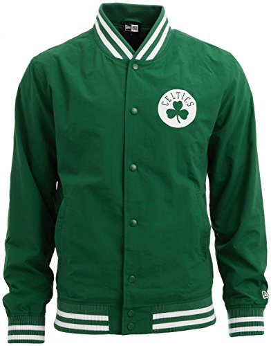 New Era NBA Team App Pop T-Shirt Logo Varsity BOSCEL Linie Boston Celtics, Unisex Erwachsene, Mehrfarbig (Kel) Team-varsity-jacke