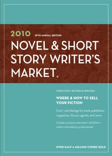 2010 Novel & Short Story Writer's Market