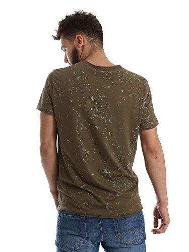 Gaudi jeans 71BU64113 T-shirt Man Verde