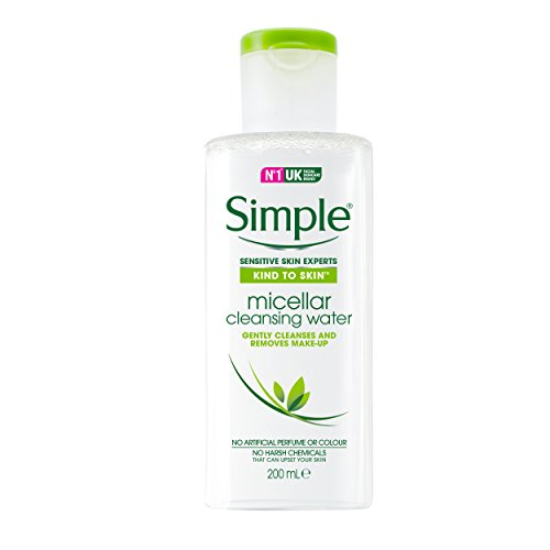 Simple Kind to Skin Micellar Cleansing Water - 200 ml