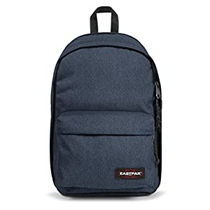 Eastpak Back To Work Sac à  dos, 43 cm, 27 L, Bleu (Double Denim)
