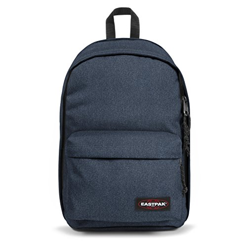 Eastpak Back To Work Rucksack, 43 cm, 27 L, Blau (Double Denim)