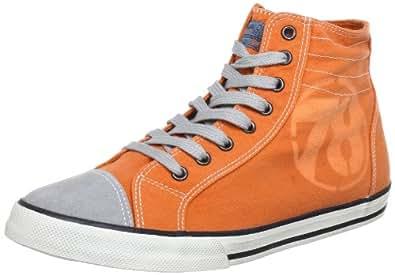 s oliver casual 5 5 15200 20 herren sneaker orange. Black Bedroom Furniture Sets. Home Design Ideas