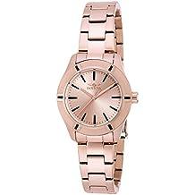 Invicta 18031 Pro Diver Reloj para Mujer acero inoxidable Cuarzo Esfera oro  rossa 5f28335e3986