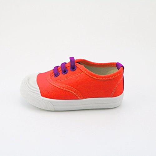 Ailvyang ,  Kinder - Unisex Turnschuhe Arancione