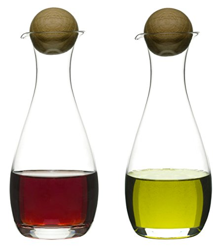 Sagaform Oval Oil/Vinegar Bottle...