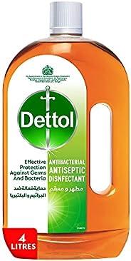 Dettol Antiseptic Disinfectant Liquid 4L
