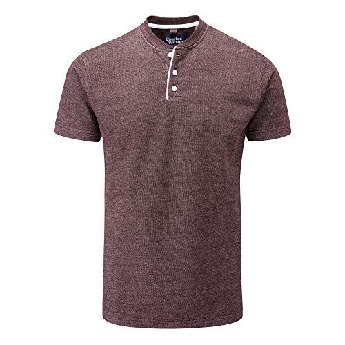Charles Wilson Camiseta Cuello Henley Large