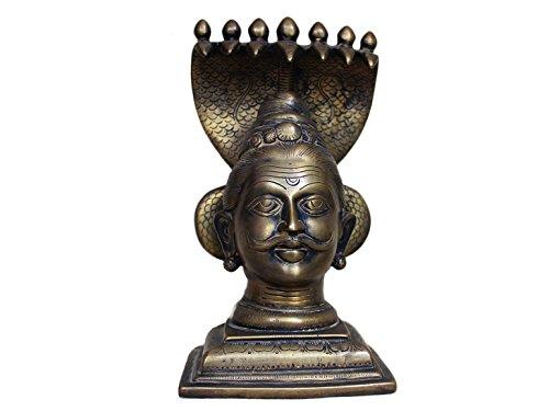 Indianshelf Artesanal estatuas Shiva Decoración Vintage