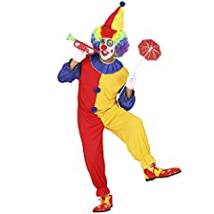 Idea Regalo - Costume Adulto Clown Taglia L