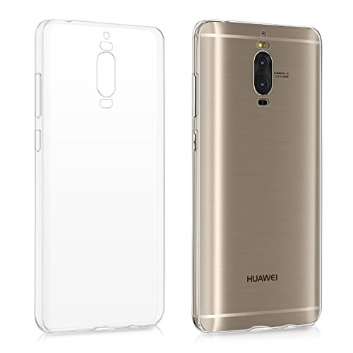 kwmobile Huawei Mate 9 Pro Hülle - Handyhülle für Huawei Mate 9 Pro - Handy Case in Transparent