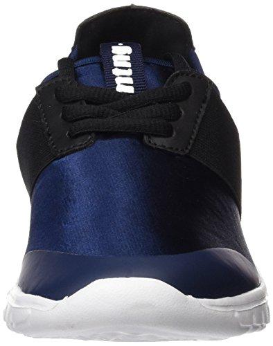MTNG Attitude Speed Chica, Chaussures de sport femme Bleu