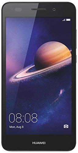 Huawei Y6 II-Smartphone de 5.5' (RAM de 2 GB, memoria interna de 16 GB, cámara de 13 MP, Android), color negro