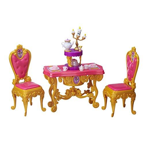 Disney Princesse Belle Ensemble de salle à manger être Notre invité