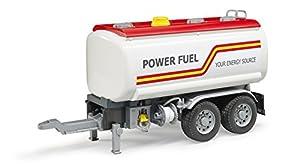 bruder 03925 Remolque de Tanque para Camiones