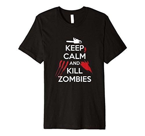 Keep Calm and Kill Zombies | Zombie Apocalypse -