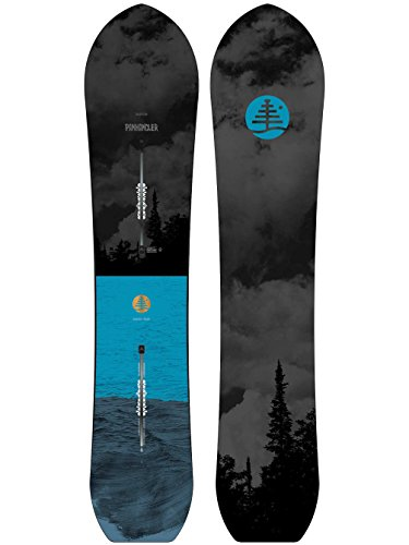 Herren Freeride Snowboard Burton Family Tree Panhandler 152 2018 Snowboard
