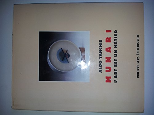Bruno Munari, L'art est un métier PDF Books