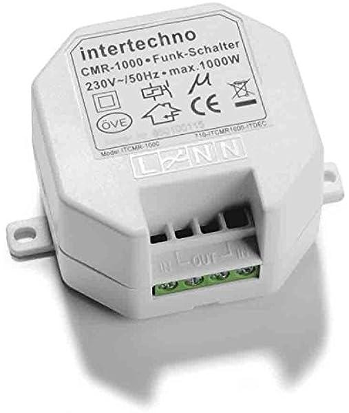 Intertechno its-150 émetteur Radio Radio Interrupteur Circuit Télécommande émetteur Manuel