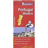 Carte NATIONAL Portugal Madère