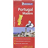 Carte NATIONAL Portugal Madère