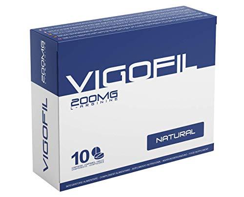 Vigofil 200mg 10 Kompressen | Sofortaktion, Verlängerte Wirkung, Keine Nebenwirkung, 100{bf9279f89c17589856bbc461554f9404cfb870d53c6e294e9a915a5280603f1f} Natürlich