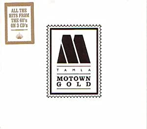 Tamla Motown Gold: The Sound Of Young America
