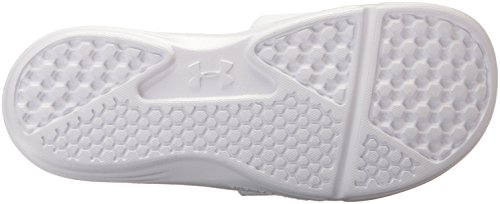 Under Armour Womens Micro G EV III Slide White/Black
