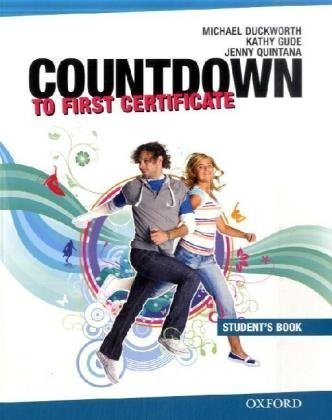 Countdown to First Certificate - New Edition: Student's Book