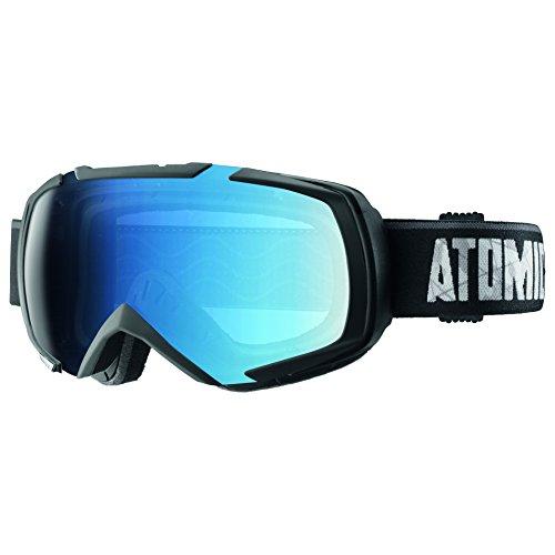 Atomic AN5105282 Occhiali da Sci, Nero, Taglia Unica