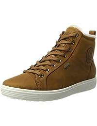 Ecco Damen Soft 7 Ladies Hohe Sneaker