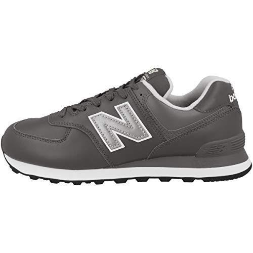 New Balance Herren 574v2 Sneaker, Grau Castle Rock, 43 EU