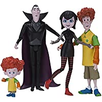 Hotel Transsilvanien 98022 dracs Figura Pack (Mavis, Drac, Johnny, Dennis),