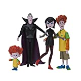 Hotel Transylvania 98022dracs figura Pack (Mavis, Drac, Johnny, Dennis), unisex per bambini