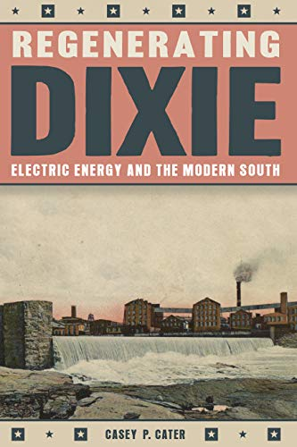 Regenerating Dixie: Electric Energy and the Modern South (Pittsburgh Hist Urban Environ) (English Edition)