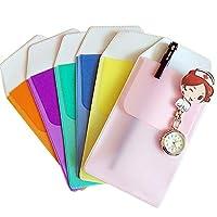 Uteruik Shirt Pocket Protectors for Pen Leaks,Classic School Hospital Office for Pen Leaks, 6pcs