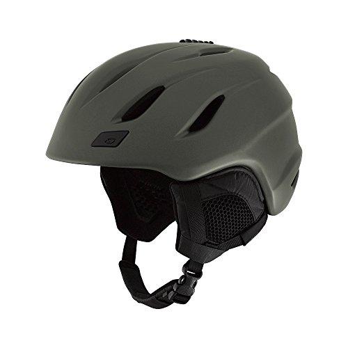 Giro Timberwolf Winter Fahrrad Helm Oliv grün 2017: Größe: S (5255,5cm)