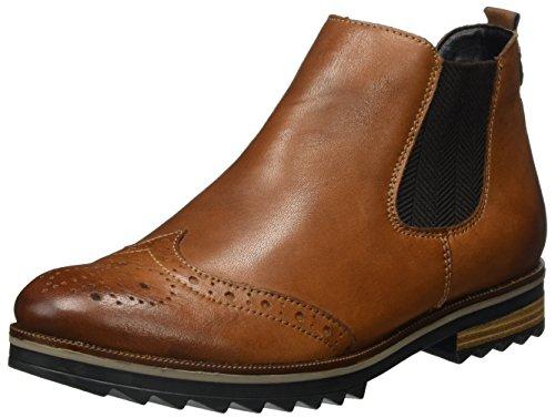 Remonte Damen R2287 Chelsea Boots, Braun (Muskat/Chestnut), 39 EU (Ankle Boot Co-leder)