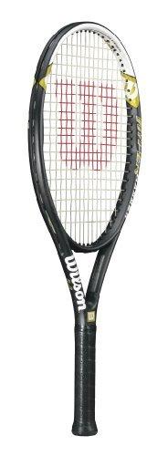 Wilson Hyper Hammer 5.3besaitet Tennisschläger, Unisex, 4_1/2
