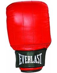 Everlast Training Bag Gloves Gants de boxe Rouge S