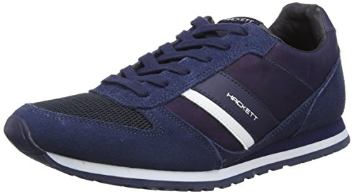 hackett-pembrook-chaussures-de-running-homme-multicolore-navy-white-43-eu