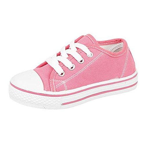 Saute Styles , Chaussures de sport femme Rose